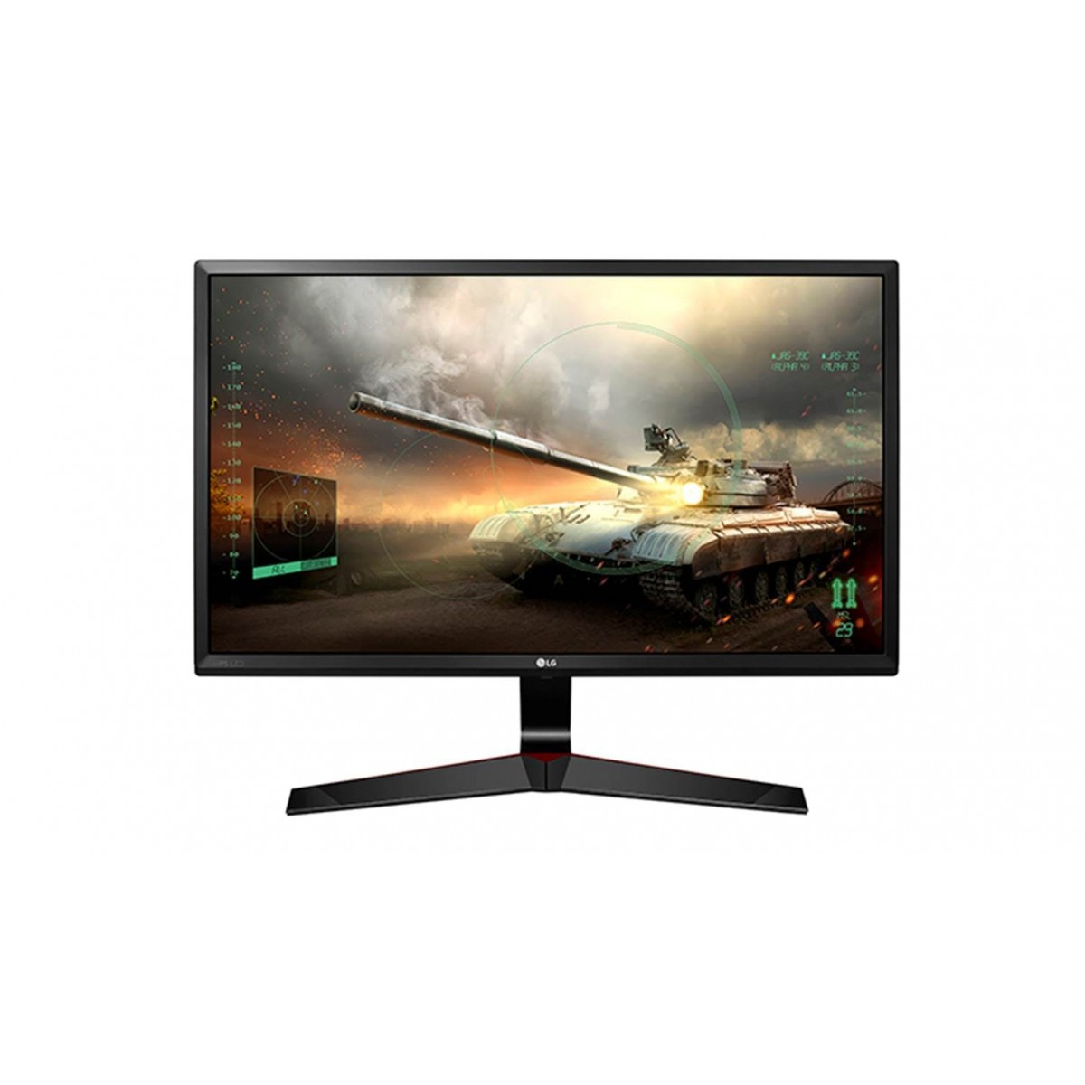 LG 24MP59G 24'' 1080P GAMING Monitor 75HZ/1MS