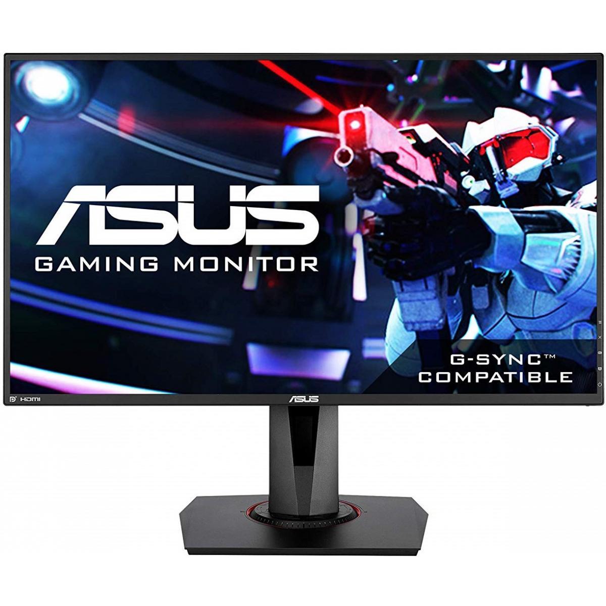 ASUS VG248QG 24'' 165HZ 0.5MS 1080P G-SYNC Compatible Gaming Monitor