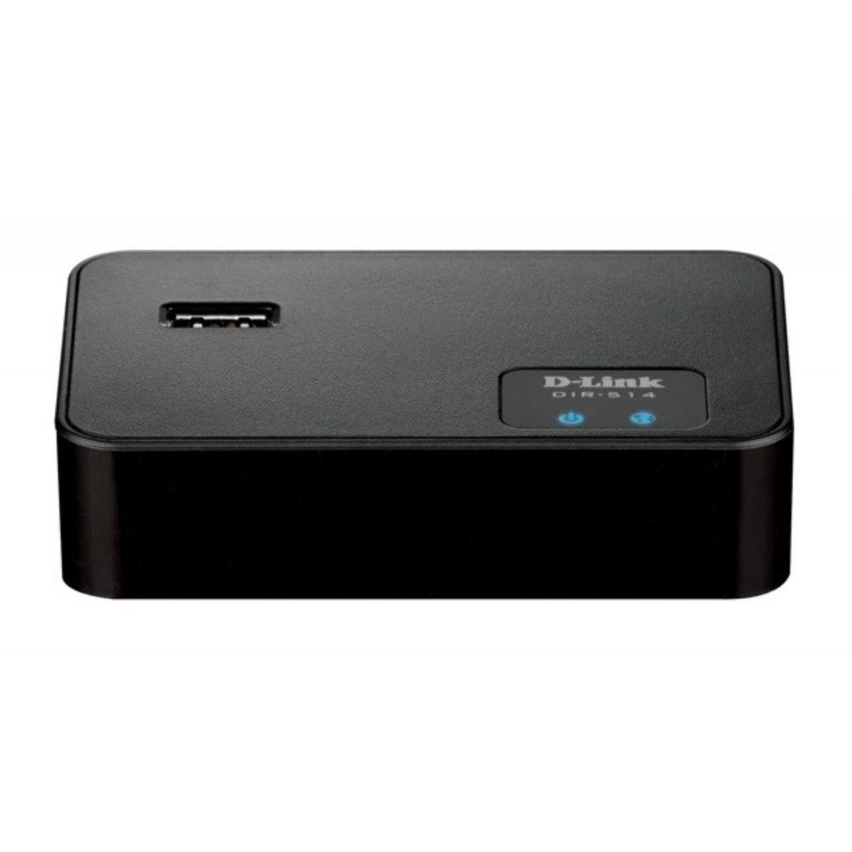 D-LINK DIR-514 4G Wireless Router
