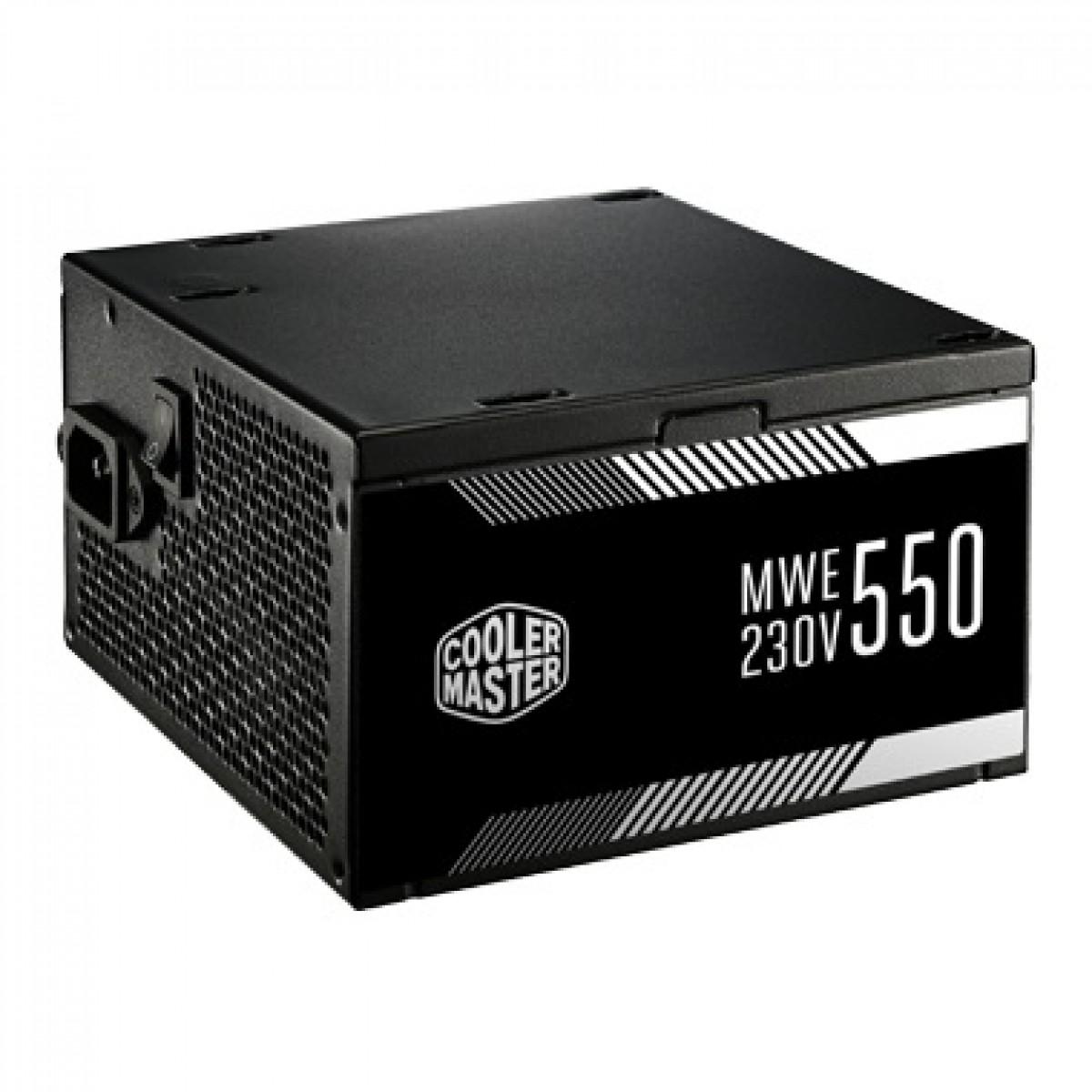 COOLER MASTER MWE 550W 80 PLUS Power Supply