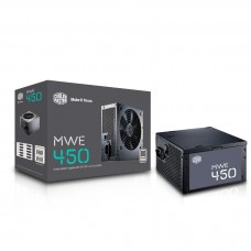 COOLER MASTER MWE 450W 80 PLUS Power Supply
