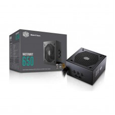 COOLERMASTER MASTER WATT 650W 80 PLUS bronze Power Supply