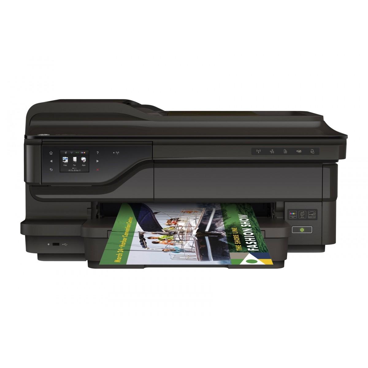 HP Officejet 7612  Inkjet Multifunction Printer