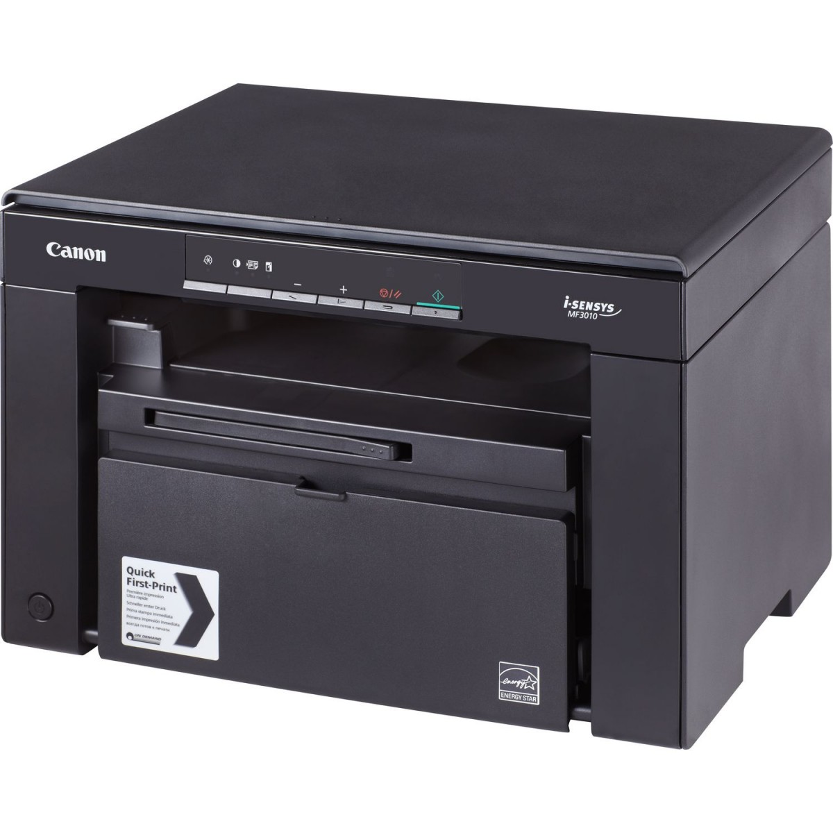 Canon i-SENSYS MF3010 Multifunction Laser Printer
