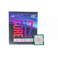 Intel Core i7 8086K Processor 8th Gen Limited-Edition
