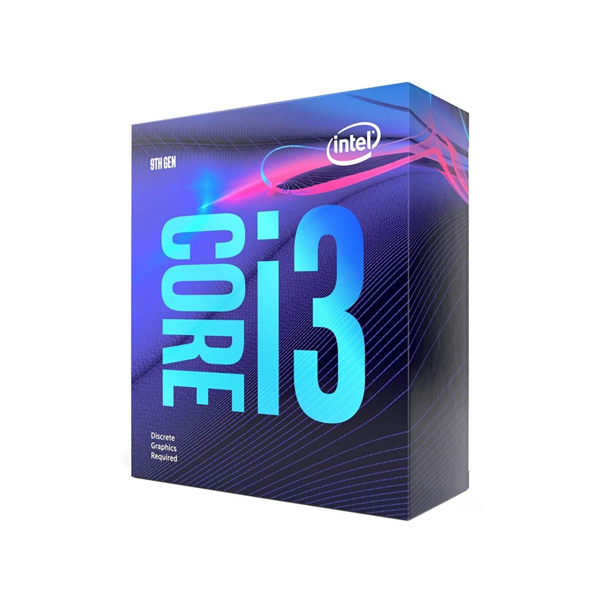 Intel Core i3 9100F Processor 9th Gen