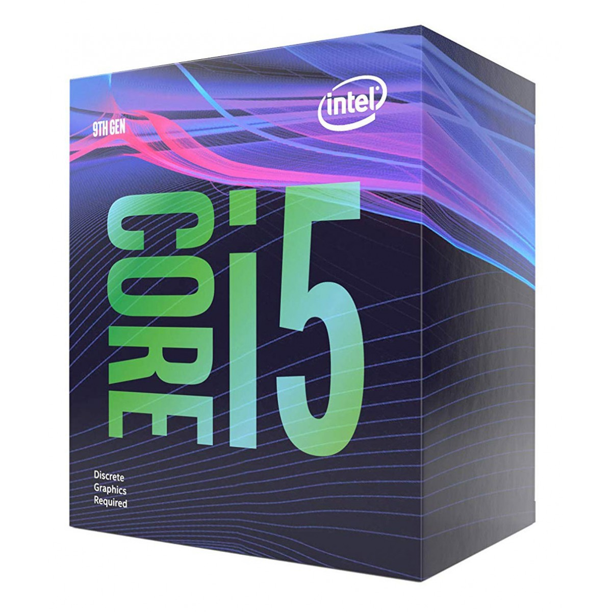 Intel Core i5 9400F Processor 9th Gen