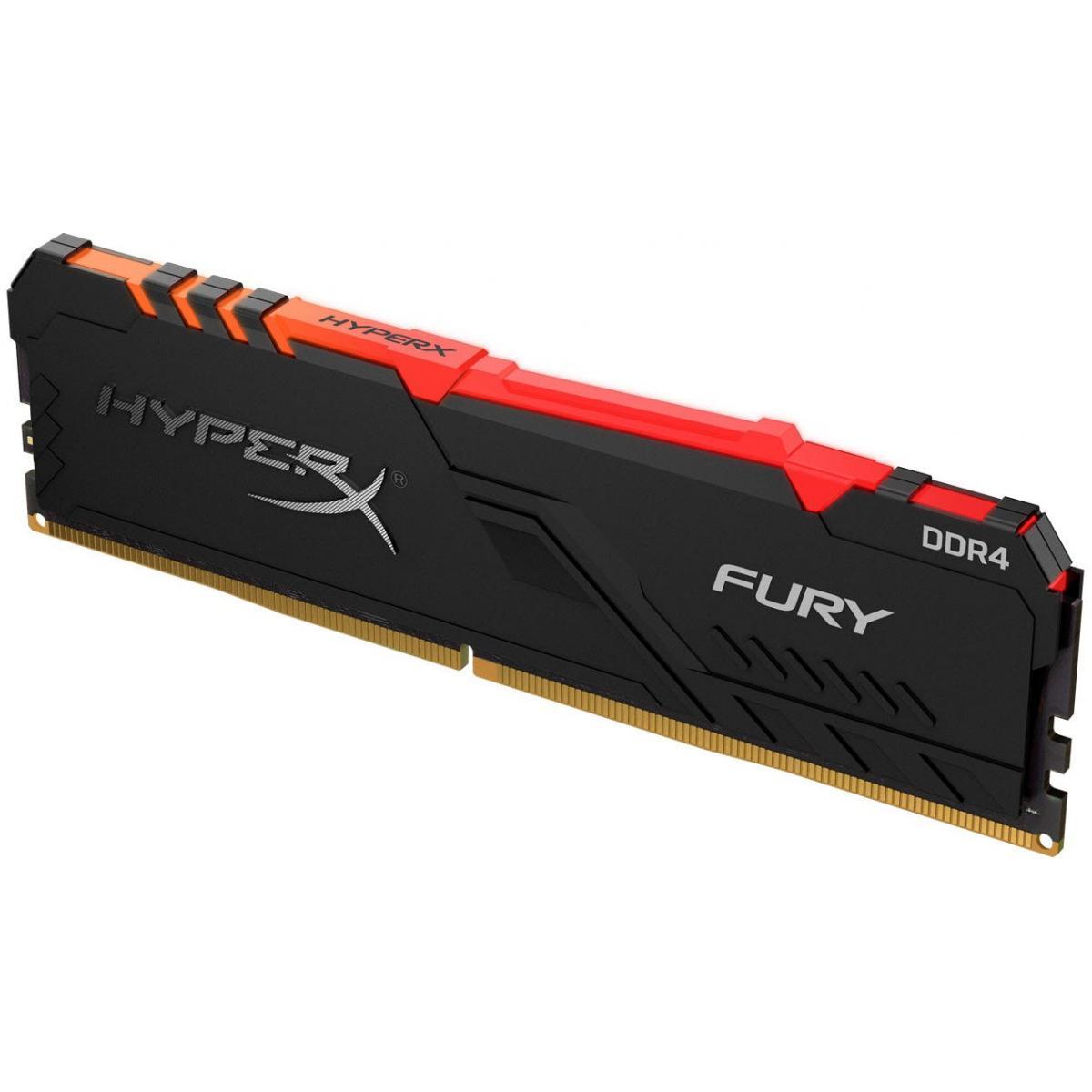 HYPER-X Fury RGB 8GB DDR-4 3200MHz Memory