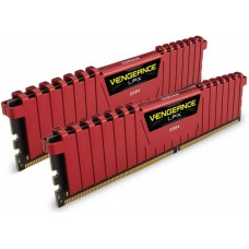 CORSAIR Vengeance LPX 16GB DDR-4 2400MHz (8GBX2) Kit Memory