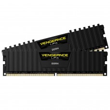 CORSAIR Vengeance LPX 32GB DDR-4 2400MHz (16GBX2) Kit Memory