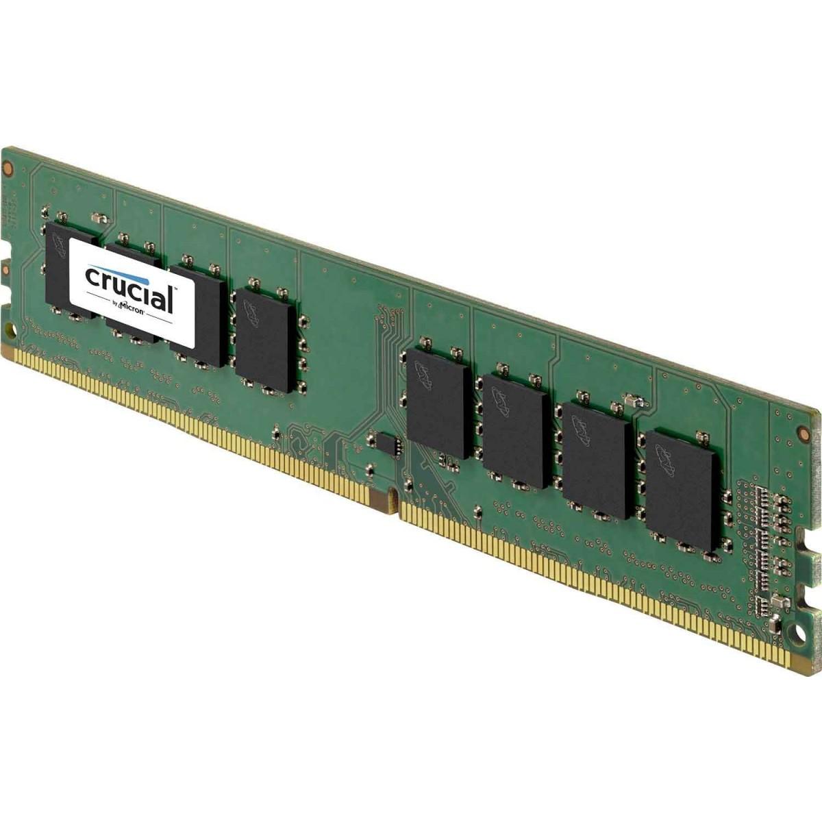 CRUCIAL 8GB DDR-4 2400MHz Memory