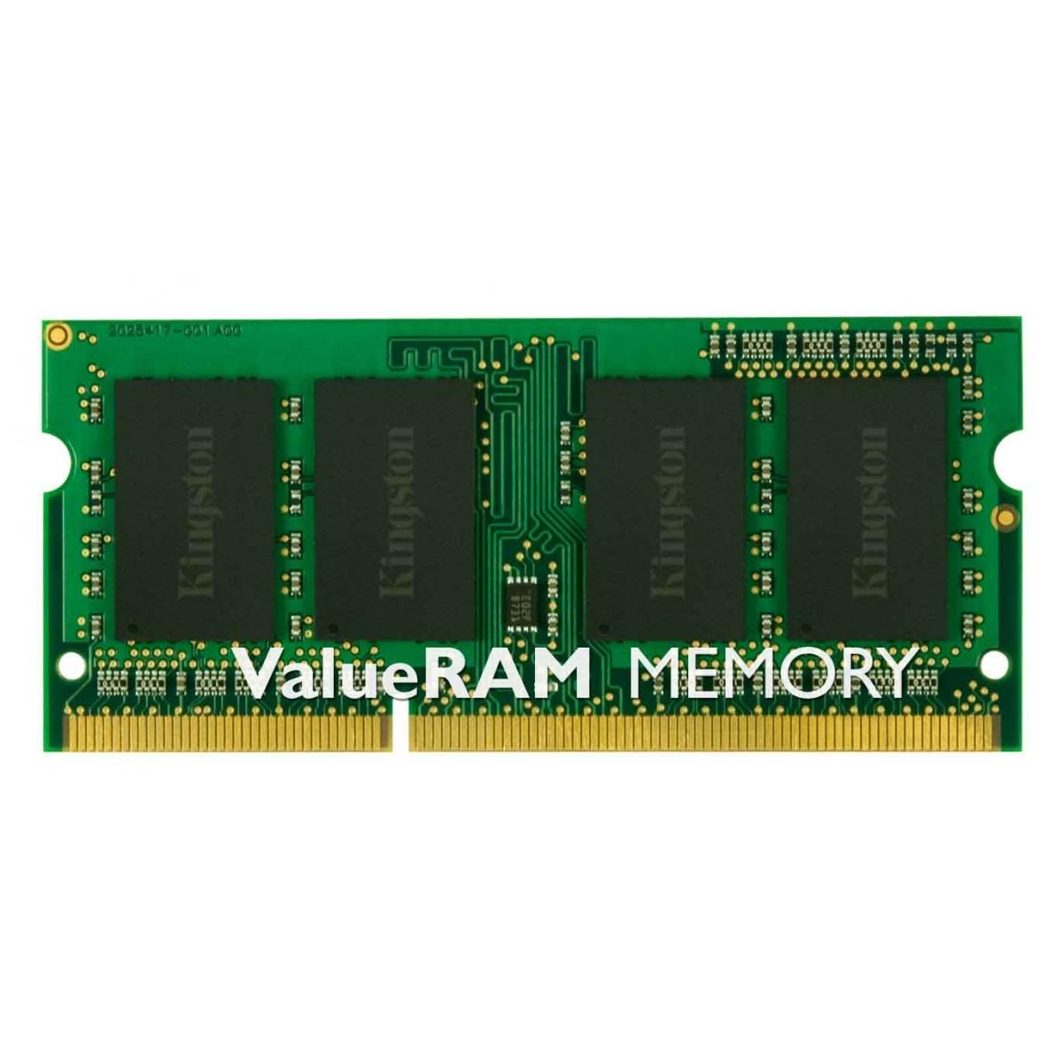 KINGSTON 4GB DDR-3l 1600MHz Laptop Memory