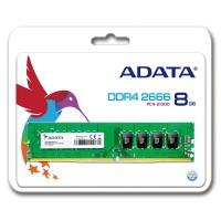 ADATA 8GB DDR-4 2666MHz Memory