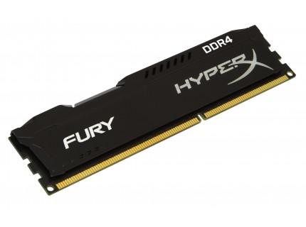 HYPER-X Fury 16GB DDR-4 2400MHz Memory
