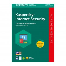KASPERSKY Internet Security 2018 1+1 Free