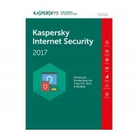 KASPERSKY Internet Security 2017 1+1 Free