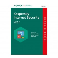 KASPERSKY Internet Security 2017 1+1 Free