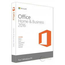 MICROSOFT Office Home and Business 2016 Full-Package