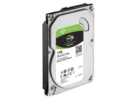 SEAGATE 1TB Barracuda Desktop Hard Drive