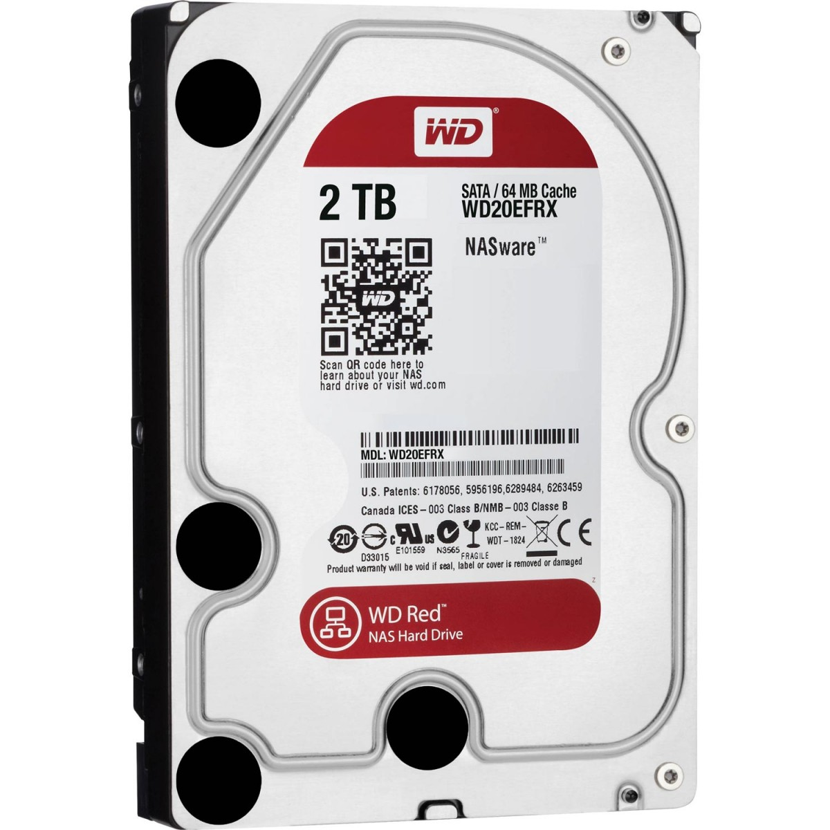 WD 2TB Red Nas Desktop Hard drive