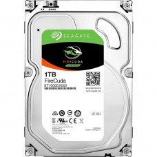 SEAGATE 1TB+8GB SSHD Firecuda Desktop Hard Drive