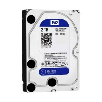 WD 2TB Blue 5400RPM Desktop Hard Drive
