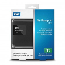 WD 1TB My Passport External USB3.0 Hard Drive
