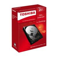TOSHIBA P300  2TB  7200RPM Desktop Hard Drive