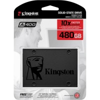 KINGSTON A400 480GB SSD 2.5''