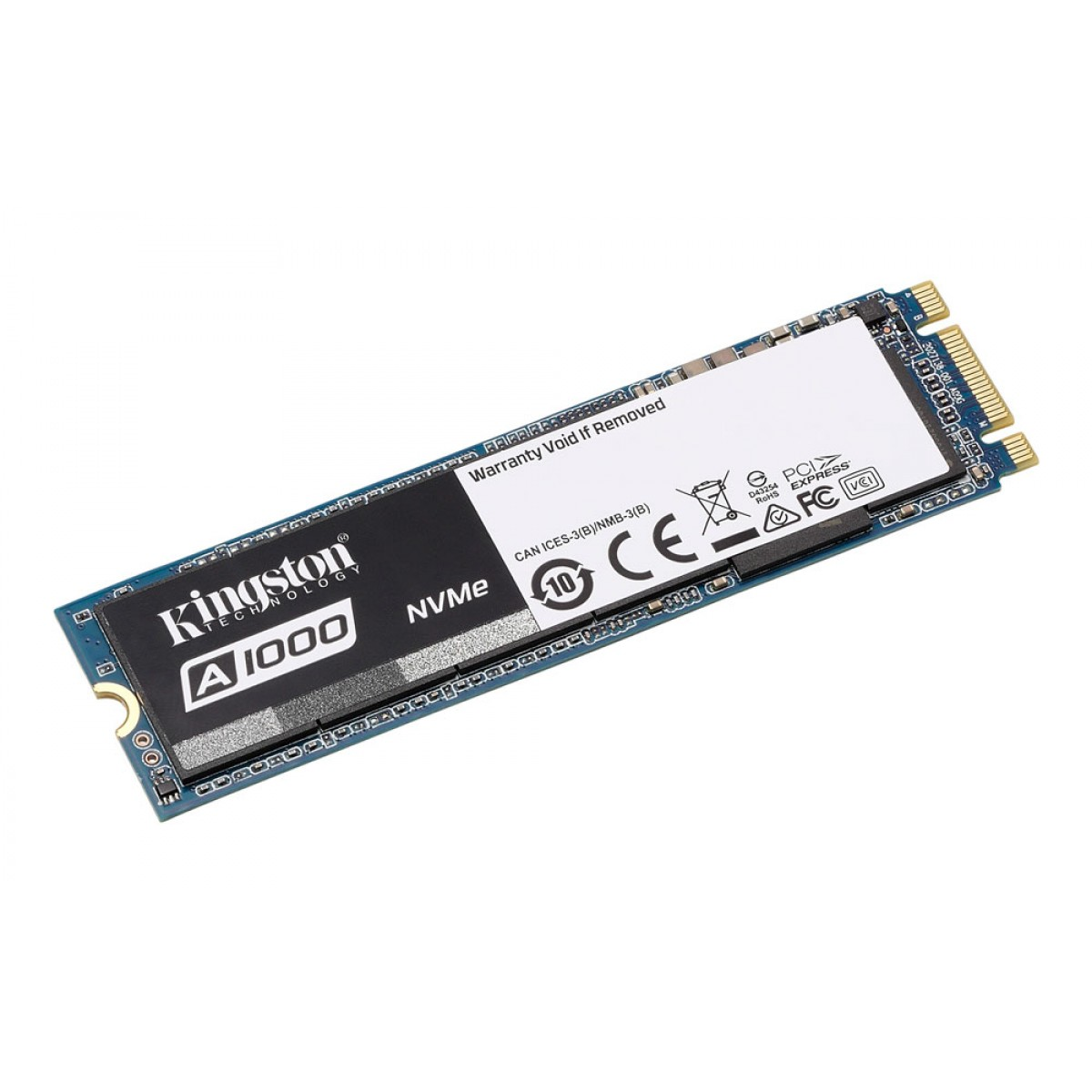 KINGSTON A1000 480GB M.2 NMVe SSD