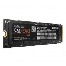 SAMSUNG 960 evo 1TB M.2 NVMe SSD