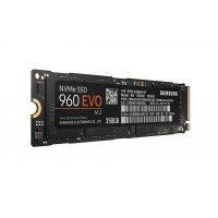 SAMSUNG 960 evo 250GB M.2 NVMe SSD