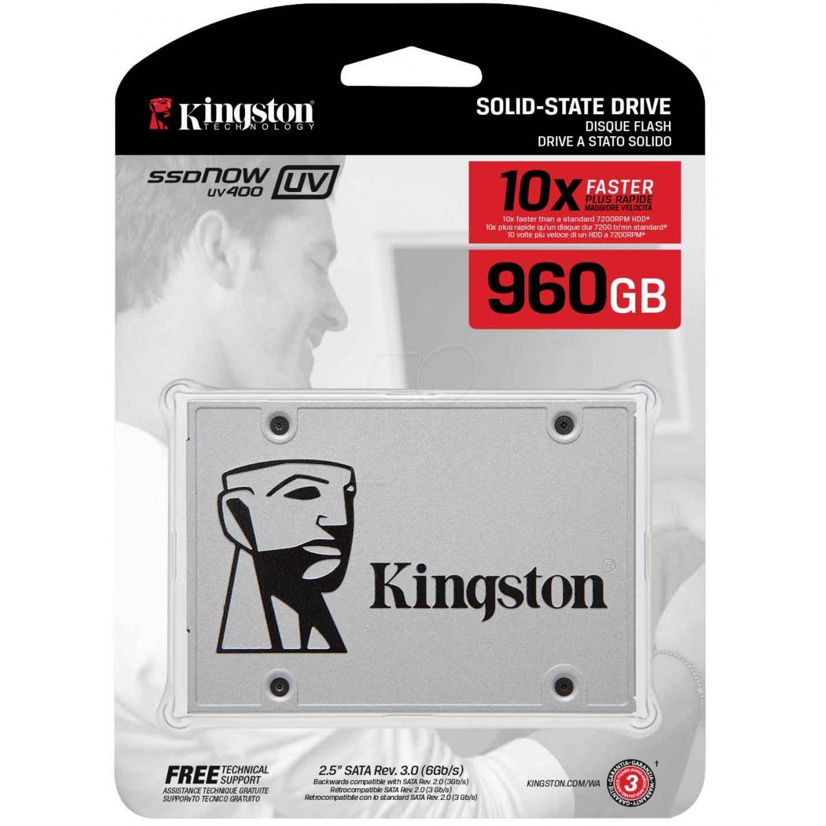 KINGSTON UV400 960GB SSD 2.5''
