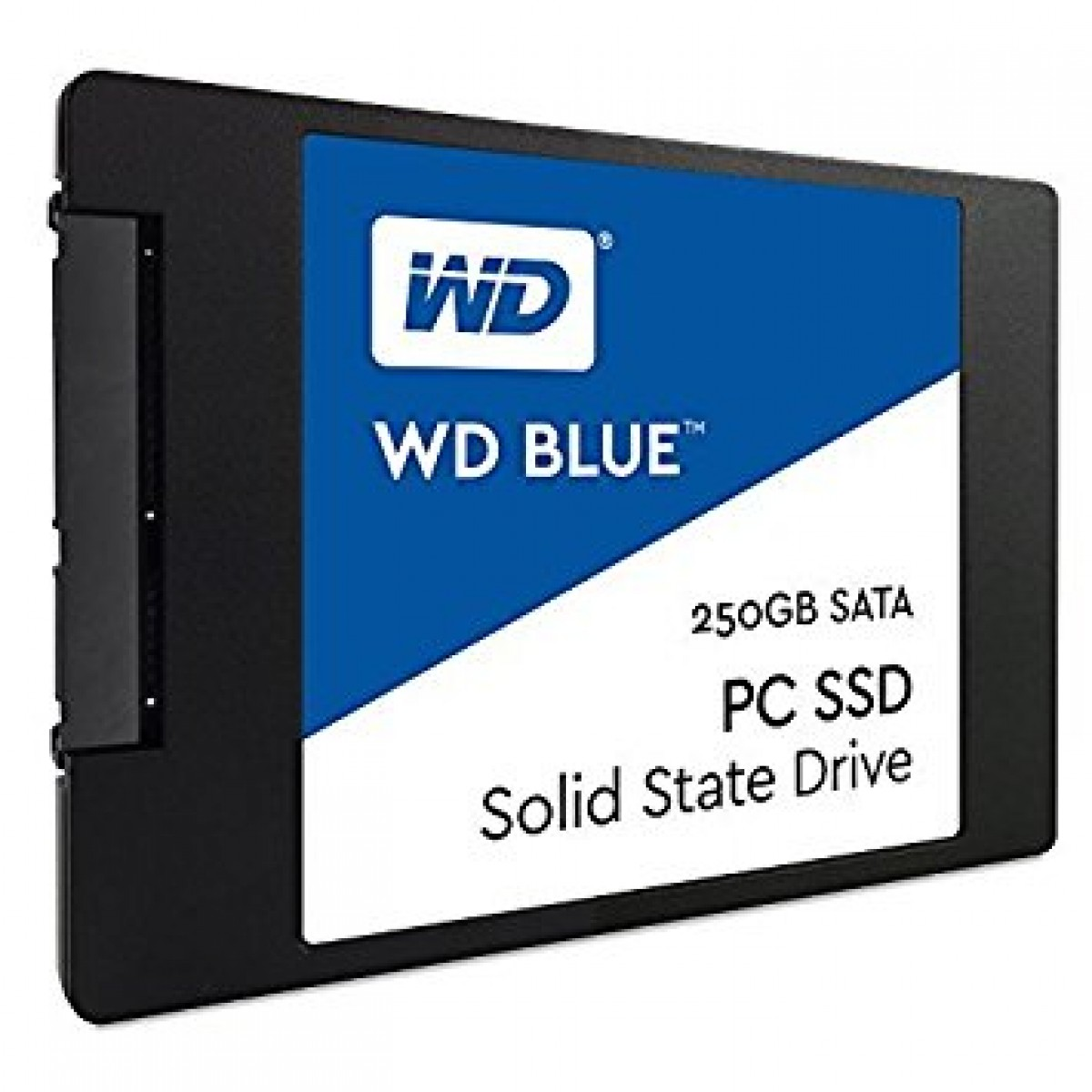 WESTERN DIGITAL WD BLUE 250GB SSD 2.5''