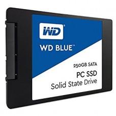 WESTERN DIGITAL WD BLUE 250GB SSD 2.5''