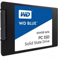 WESTERN DIGITAL WD BLUE 500GB SSD 2.5''
