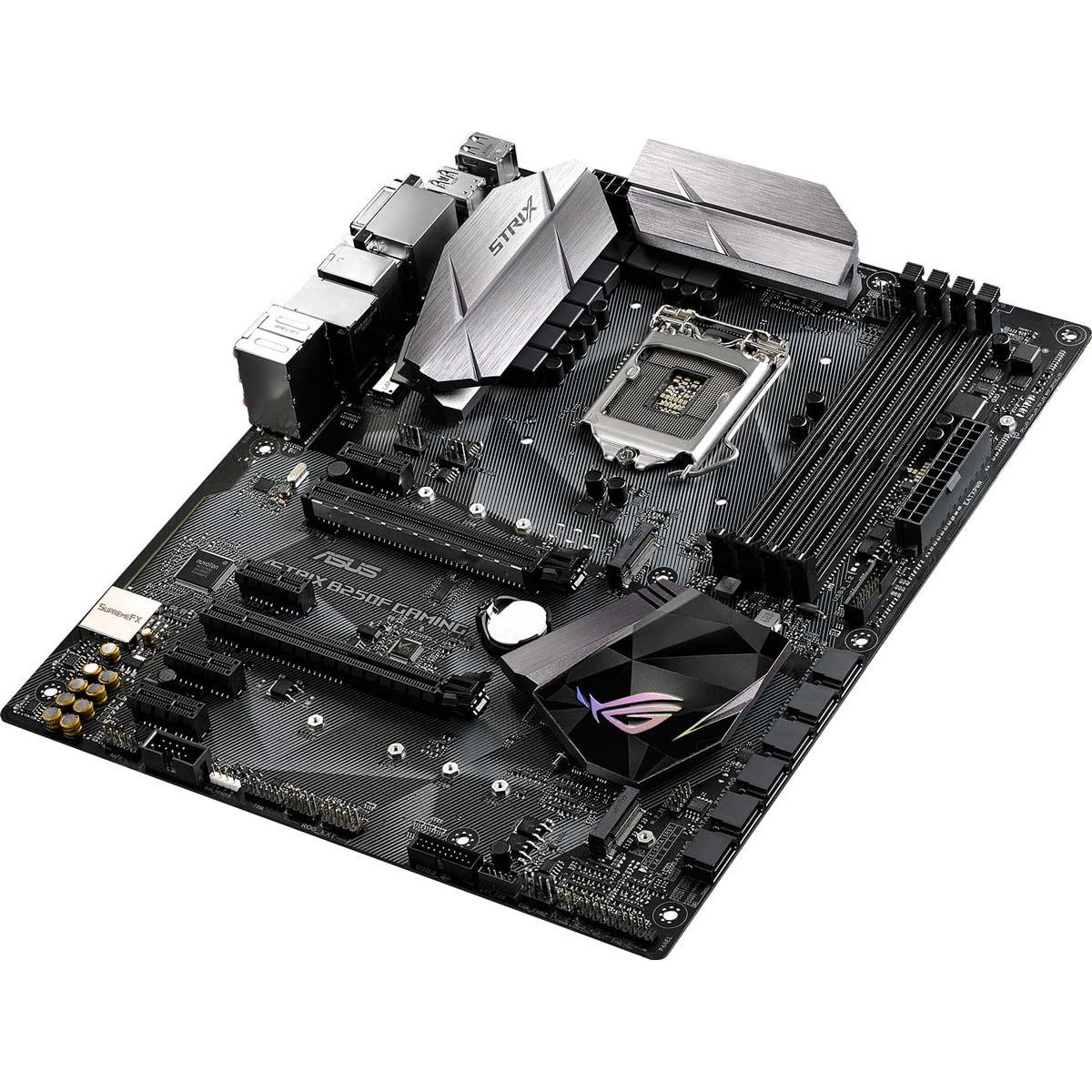 ASUS ROG B250F-STRIX  Motherboard