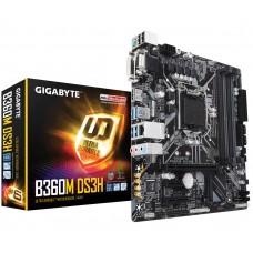 GIGABYTE B360M-DS3H Motherboard