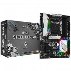 ASUS AMD B450-STEEL LEGEND Motherboard