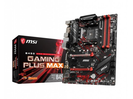 MSI AMD B450-GAMING PLUS MAX Motherboard